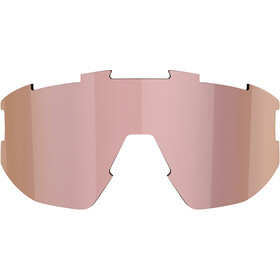 Bliz Matrix Spare Lens for Small Glasses, brown/rose multi